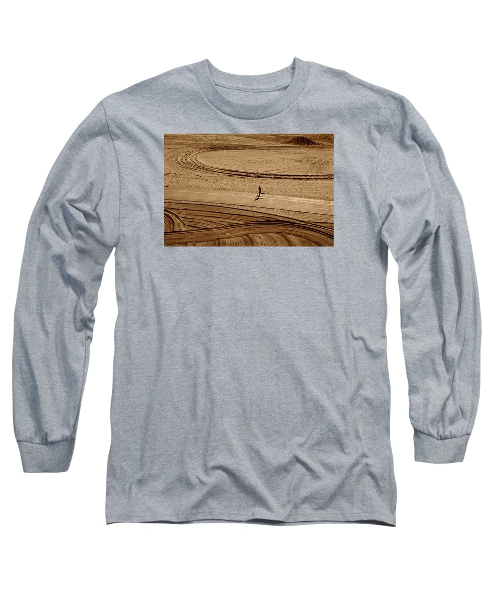 Child Long Sleeve T-Shirt featuring the photograph Easy Rider by Michael Ziegler