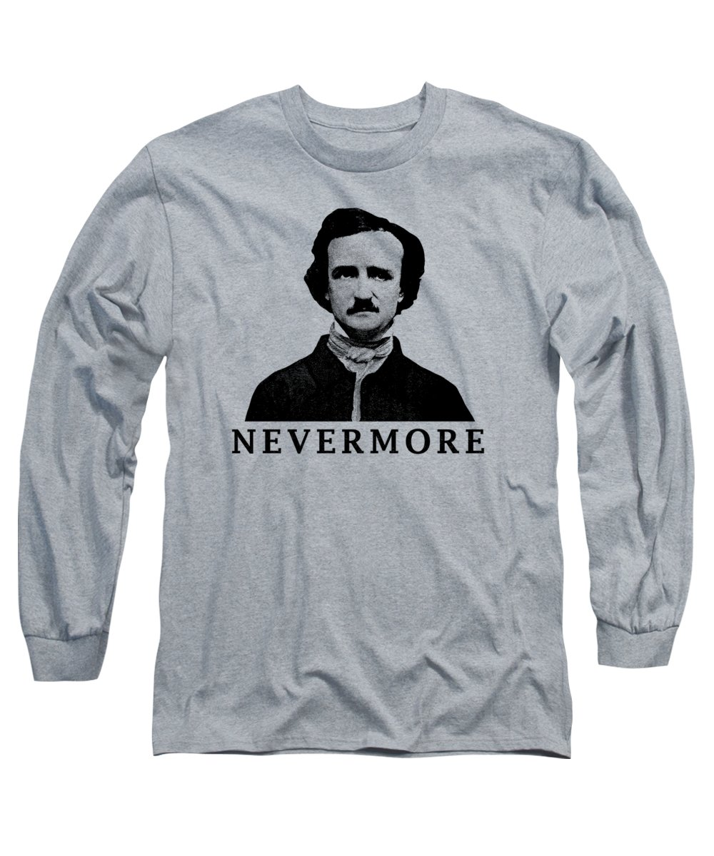 Edgar Long Sleeve T-Shirts