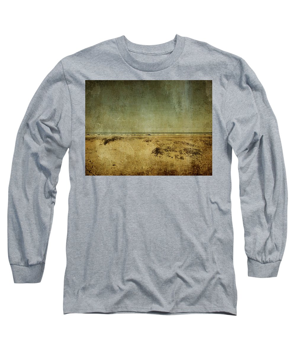 Beach Long Sleeve T-Shirt featuring the photograph I Wore Your Shirt by Dana DiPasquale