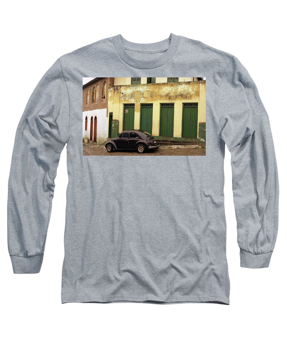 Bahia Long Sleeve T-Shirt featuring the photograph Lencois - Bug by Patrick Klauss