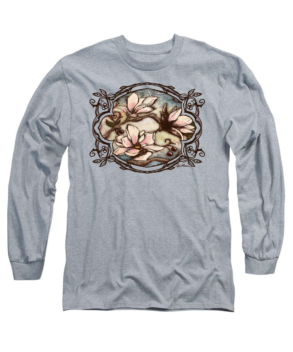 Magnolia Long Sleeve T-Shirts