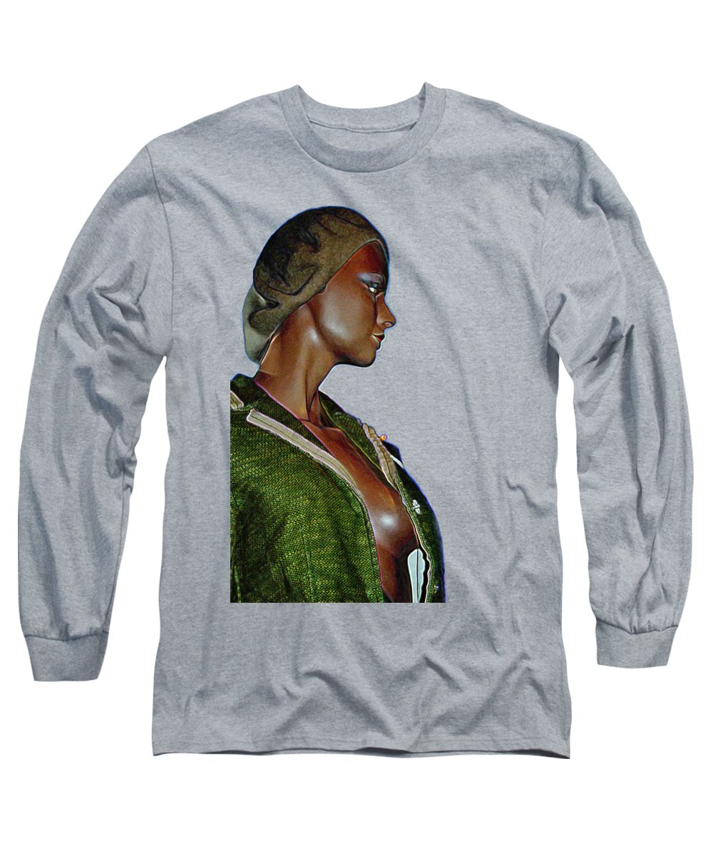 Dress Form Photographs Long Sleeve T-Shirts