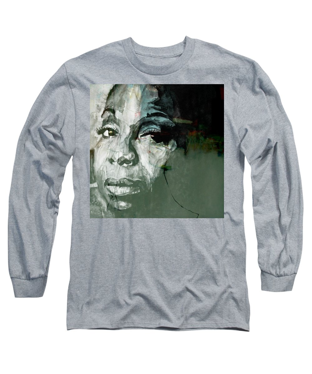 Rhythm And Blues Long Sleeve T-Shirts