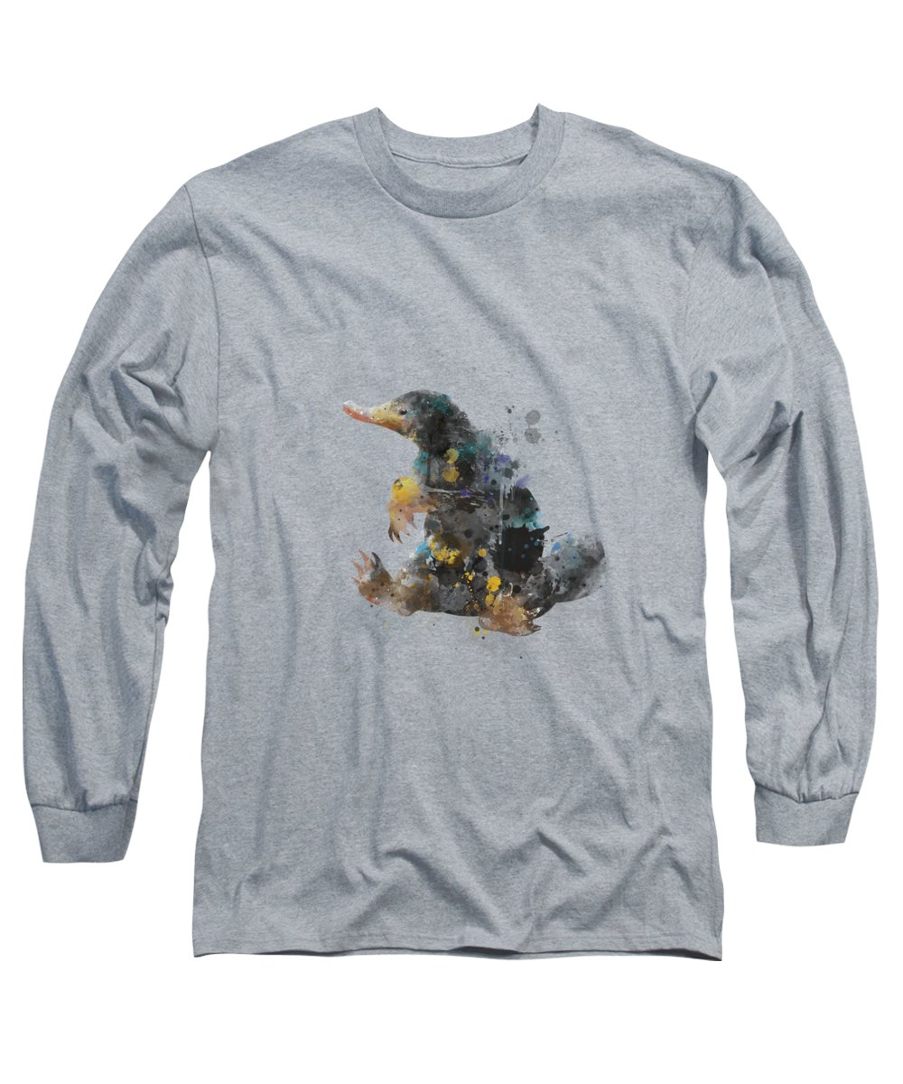 Newts Long Sleeve T-Shirts