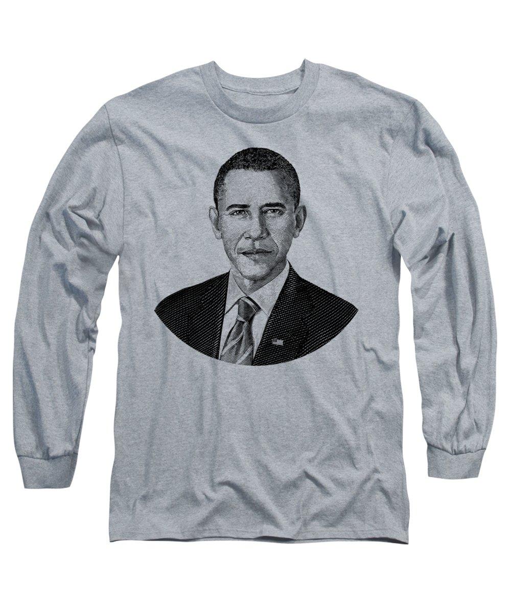 Barack Obama Long Sleeve T-Shirts