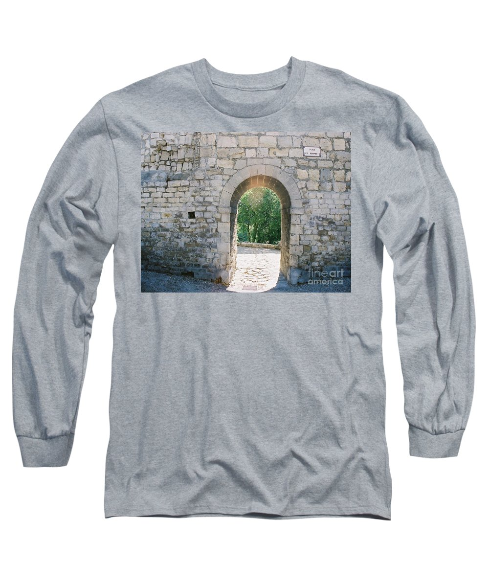 Promise Long Sleeve T-Shirt featuring the photograph Promise by Nadine Rippelmeyer