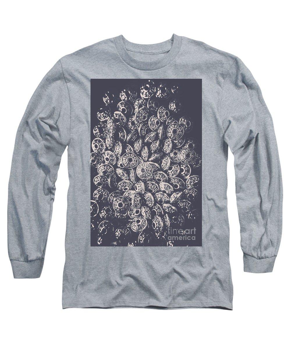 Saucer Long Sleeve T-Shirts