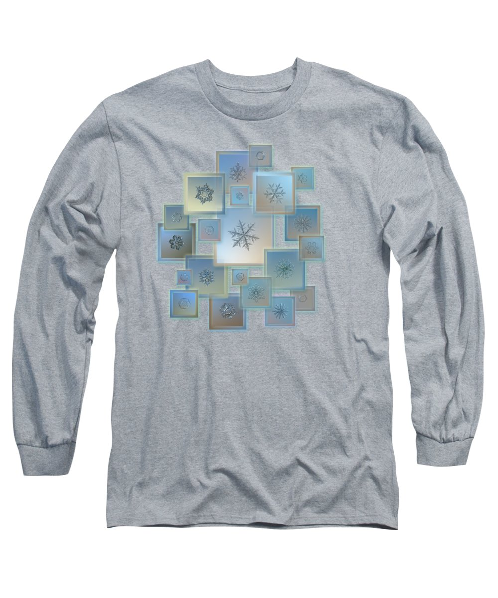 Frost Long Sleeve T-Shirts