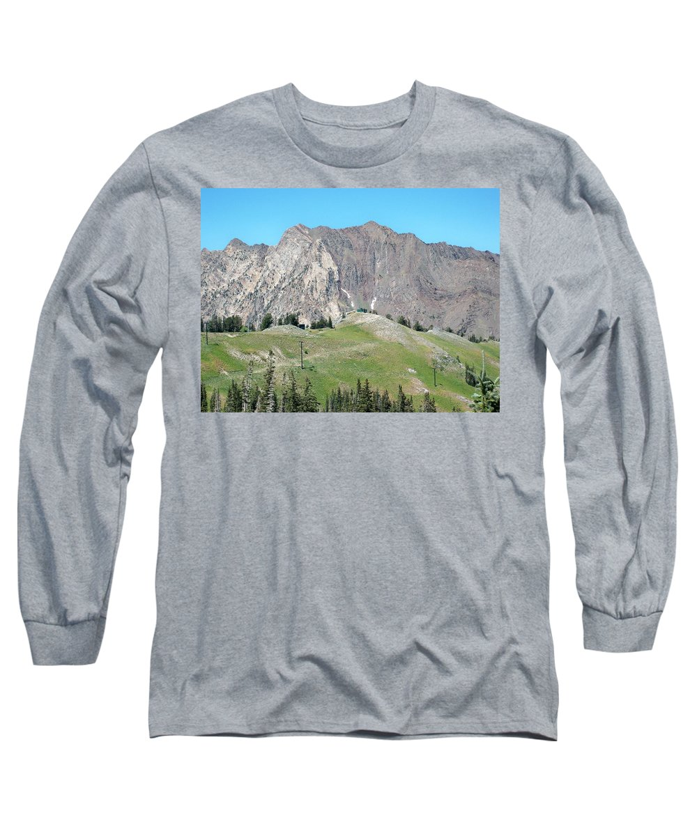 Landscape Long Sleeve T-Shirt featuring the photograph Superior by Michael Cuozzo