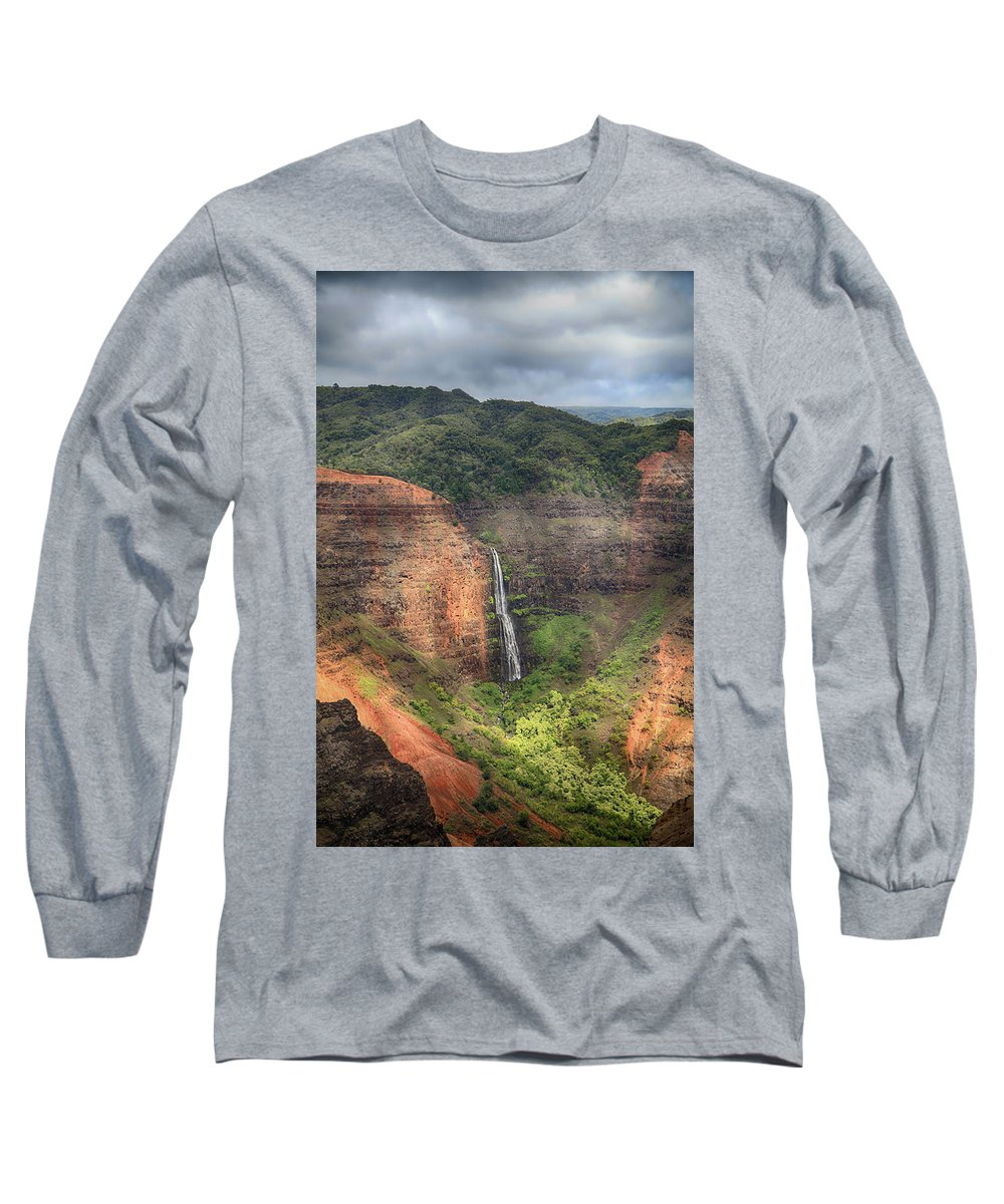 Crevice Photographs Long Sleeve T-Shirts