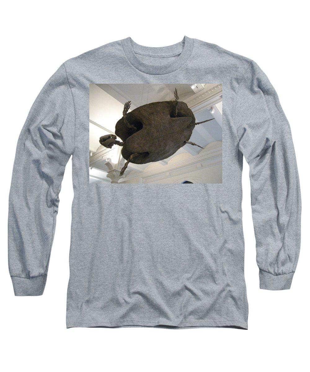 Turtle Long Sleeve T-Shirt featuring the photograph Turtle by Brian McDunn