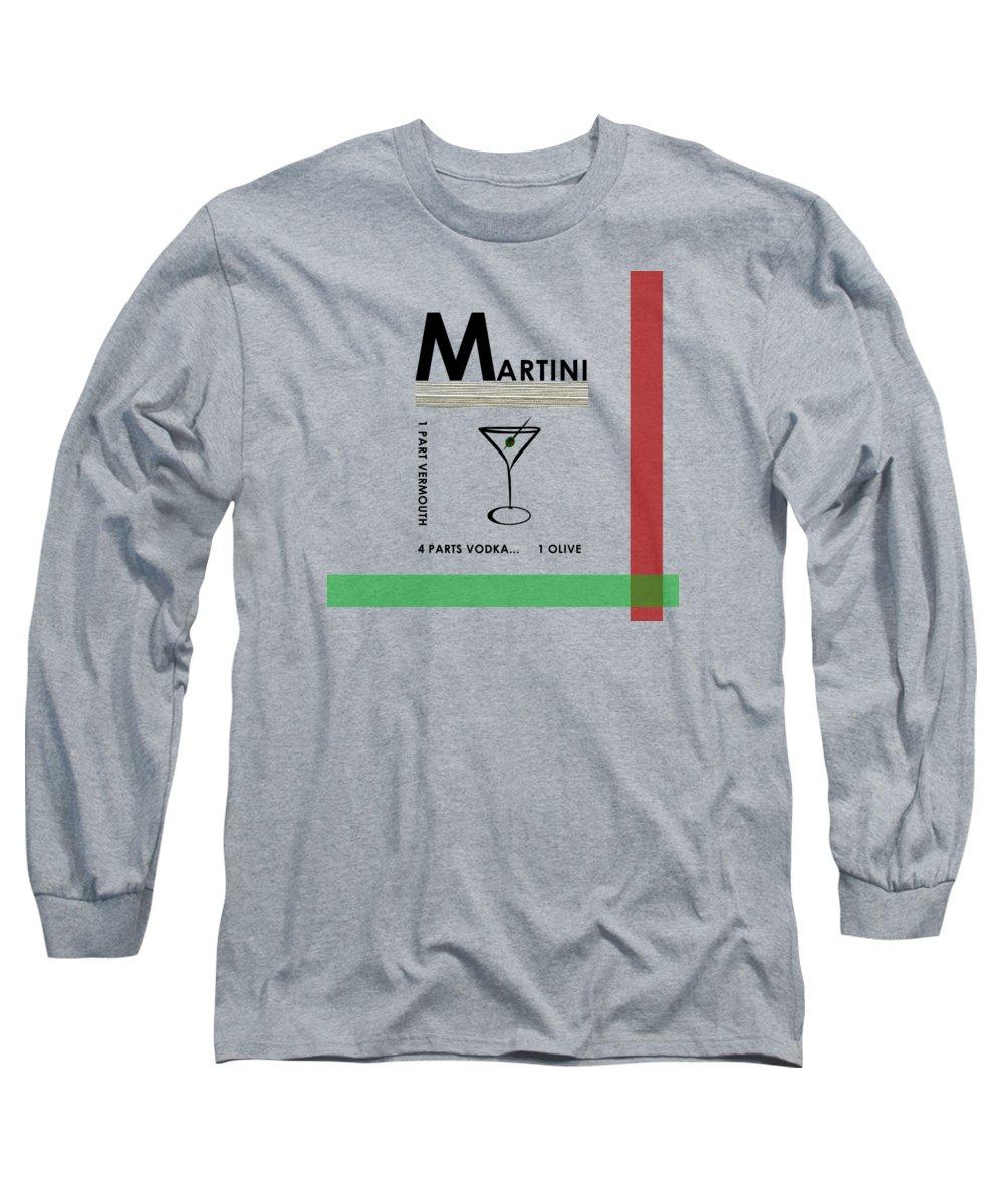 Bar Long Sleeve T-Shirts