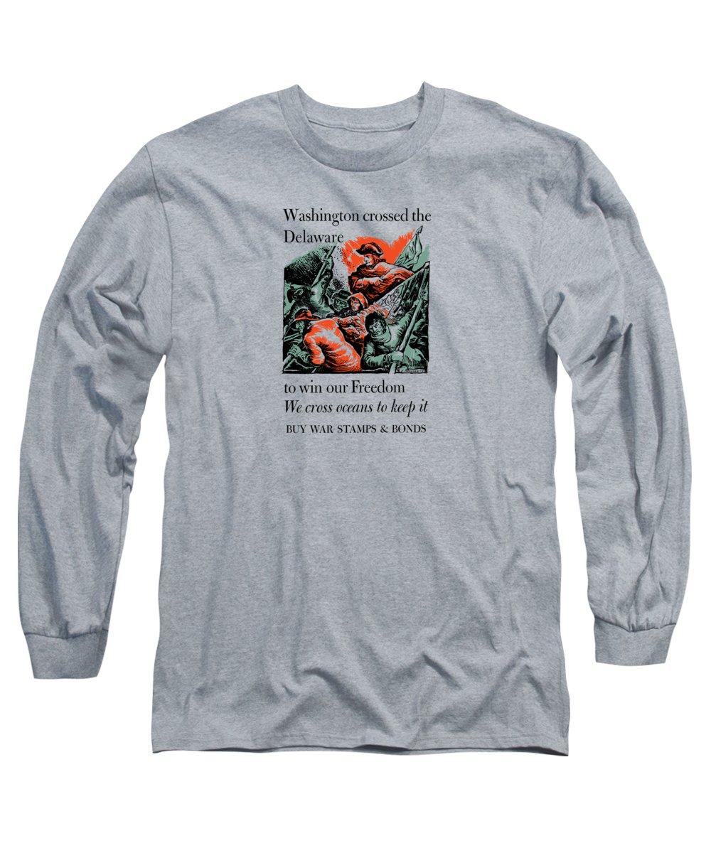 Delaware Long Sleeve T-Shirts