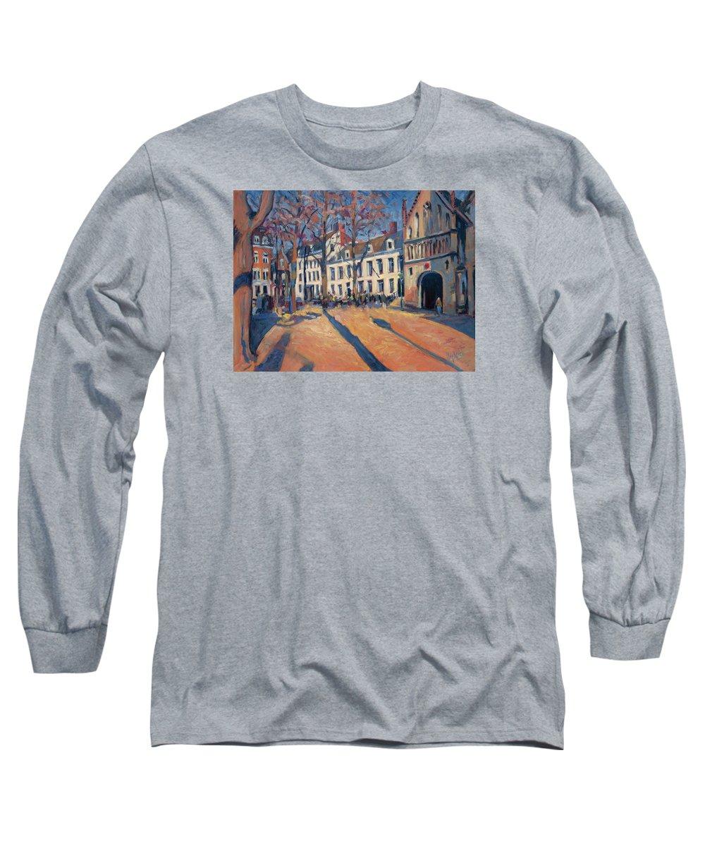 Briex Long Sleeve T-Shirts