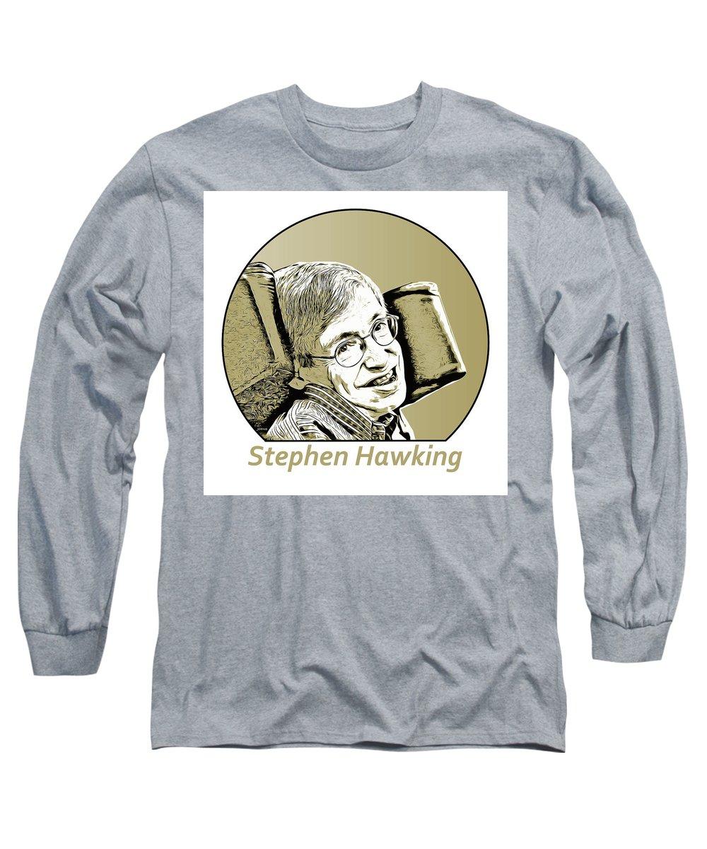 Cosmology Long Sleeve T-Shirts