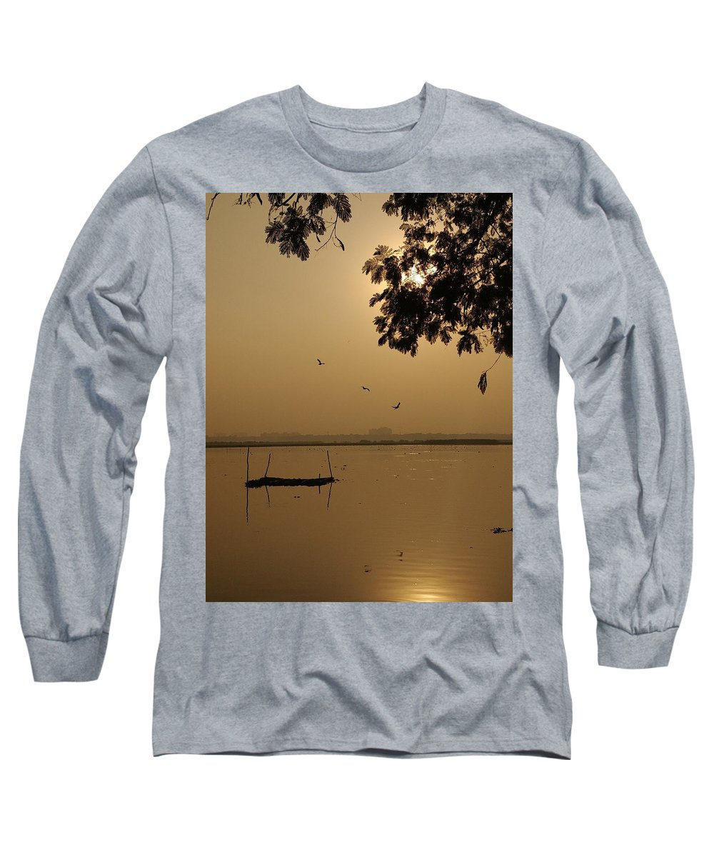 Sunrise Photographs Long Sleeve T-Shirts