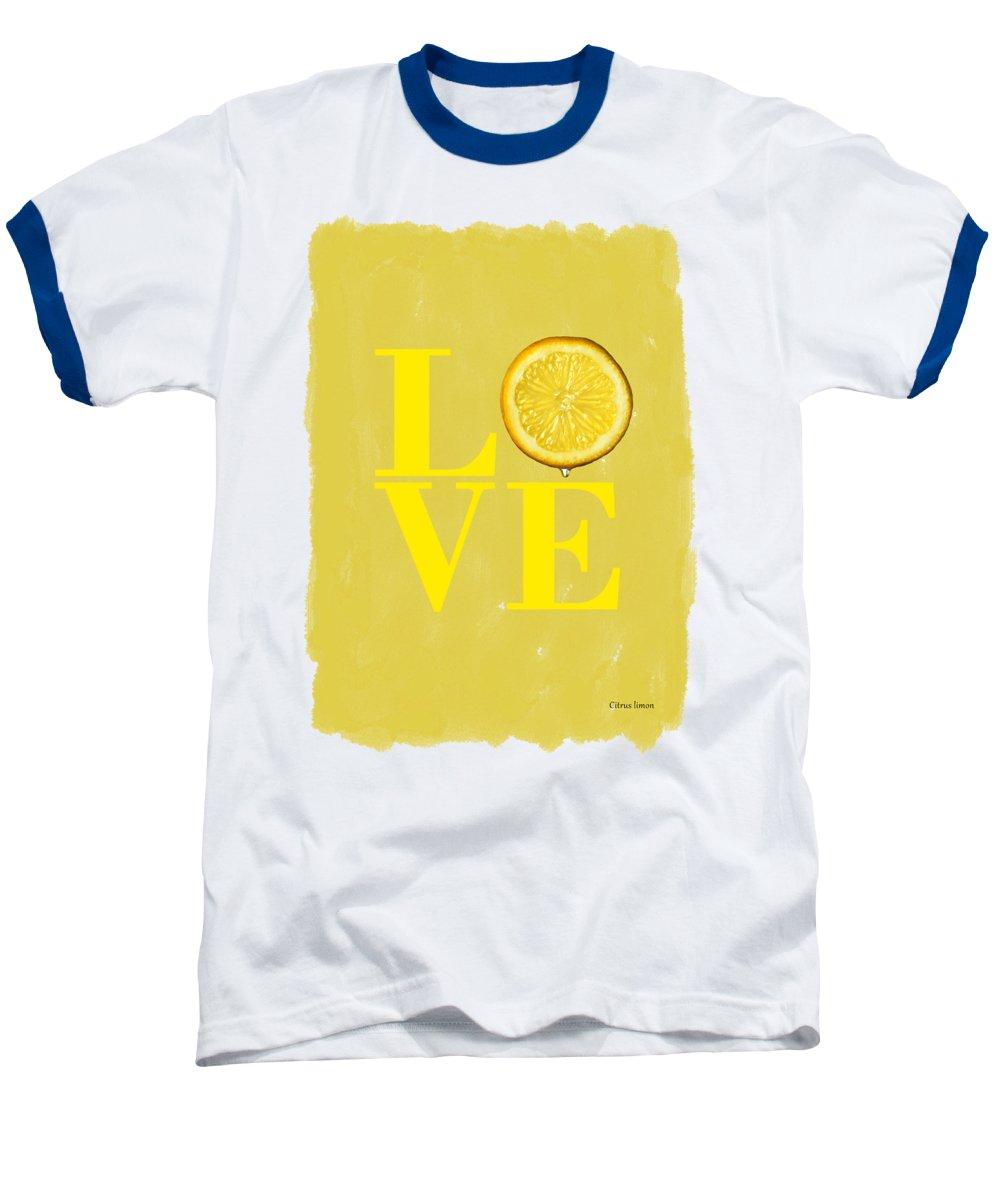 Lemon Baseball T-Shirts