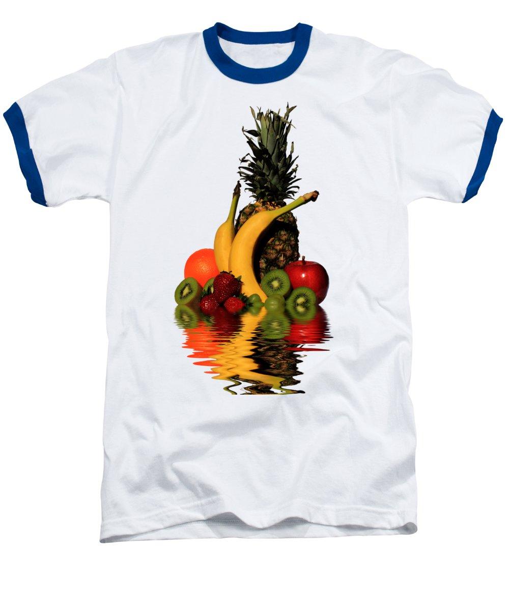 Strawberry Baseball T-Shirts