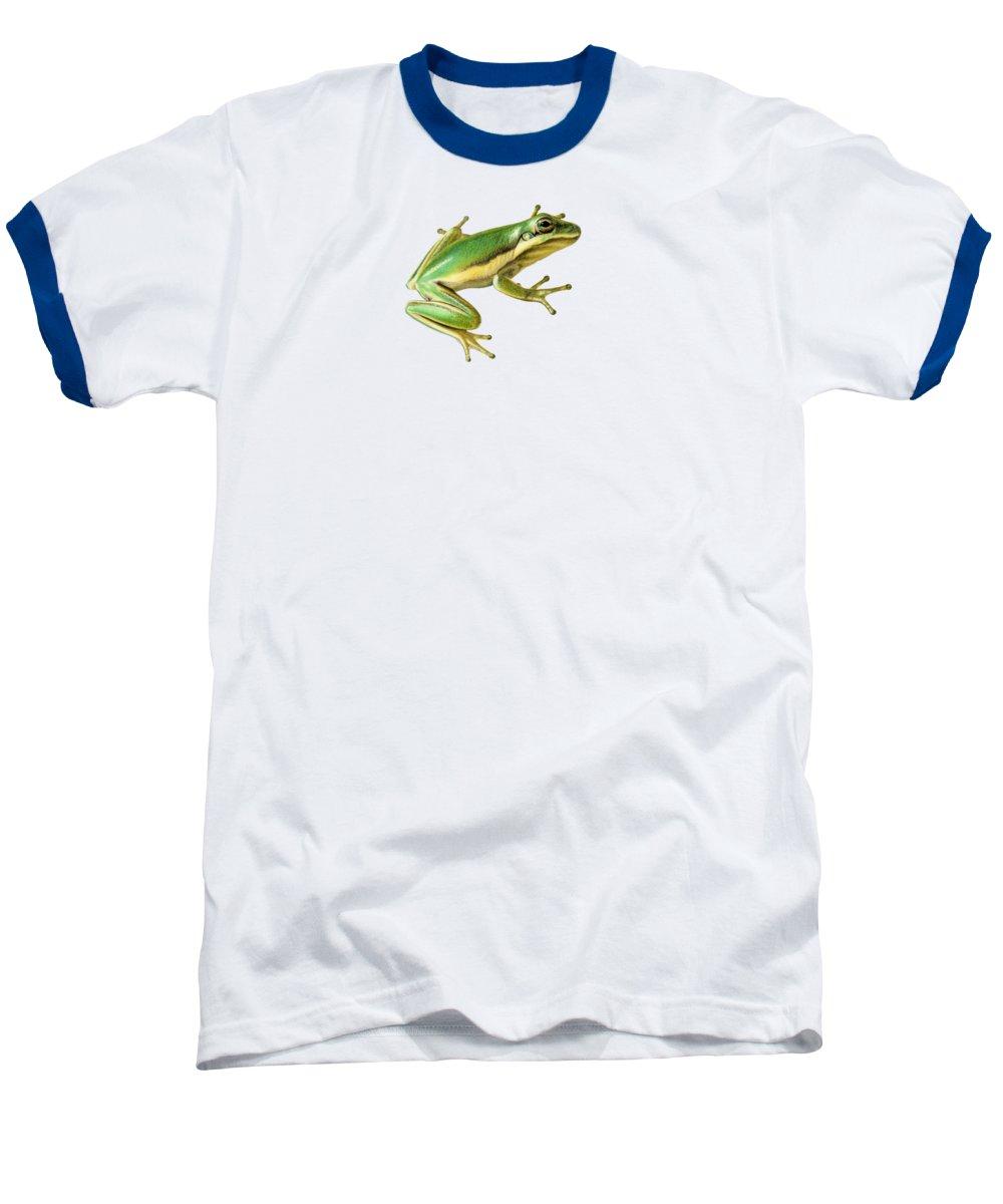 Frogs Baseball T-Shirts