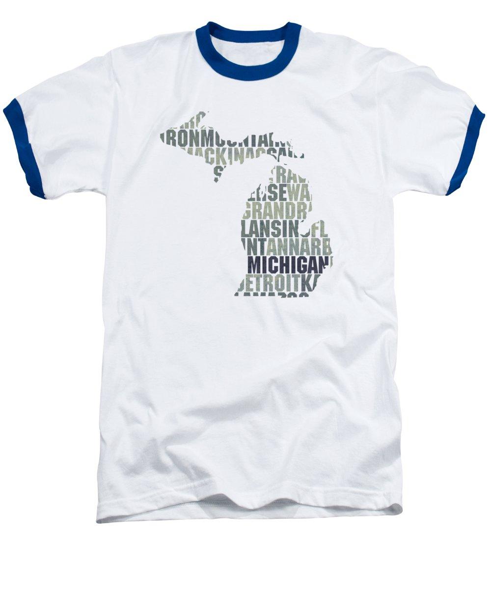 Michigan State Baseball T-Shirts