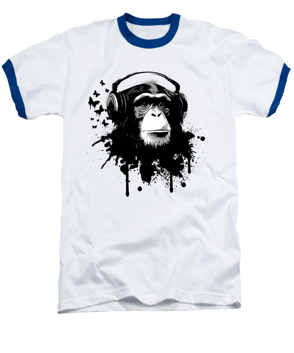Ape Baseball T-Shirts