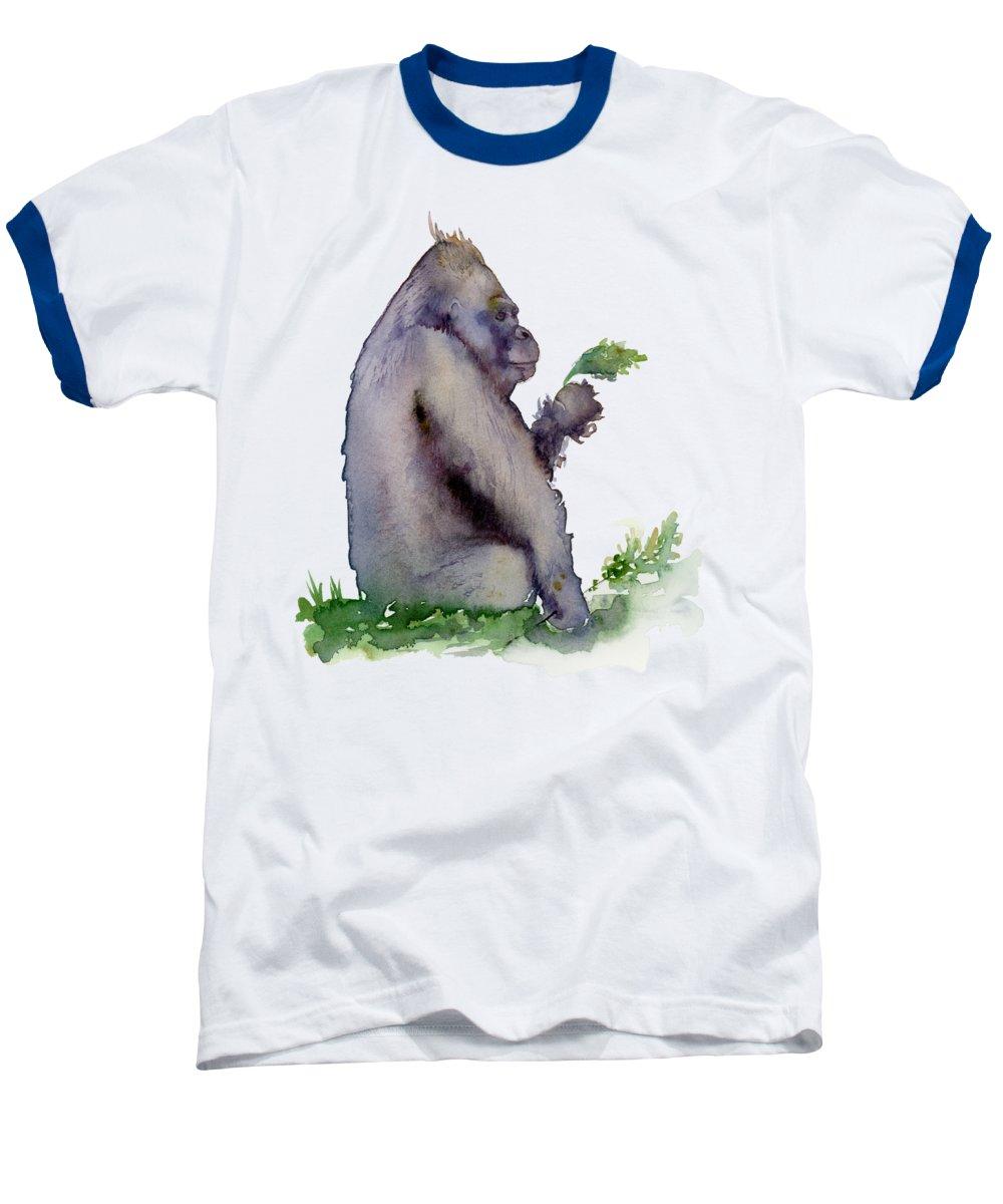 Gorilla Baseball T-Shirts