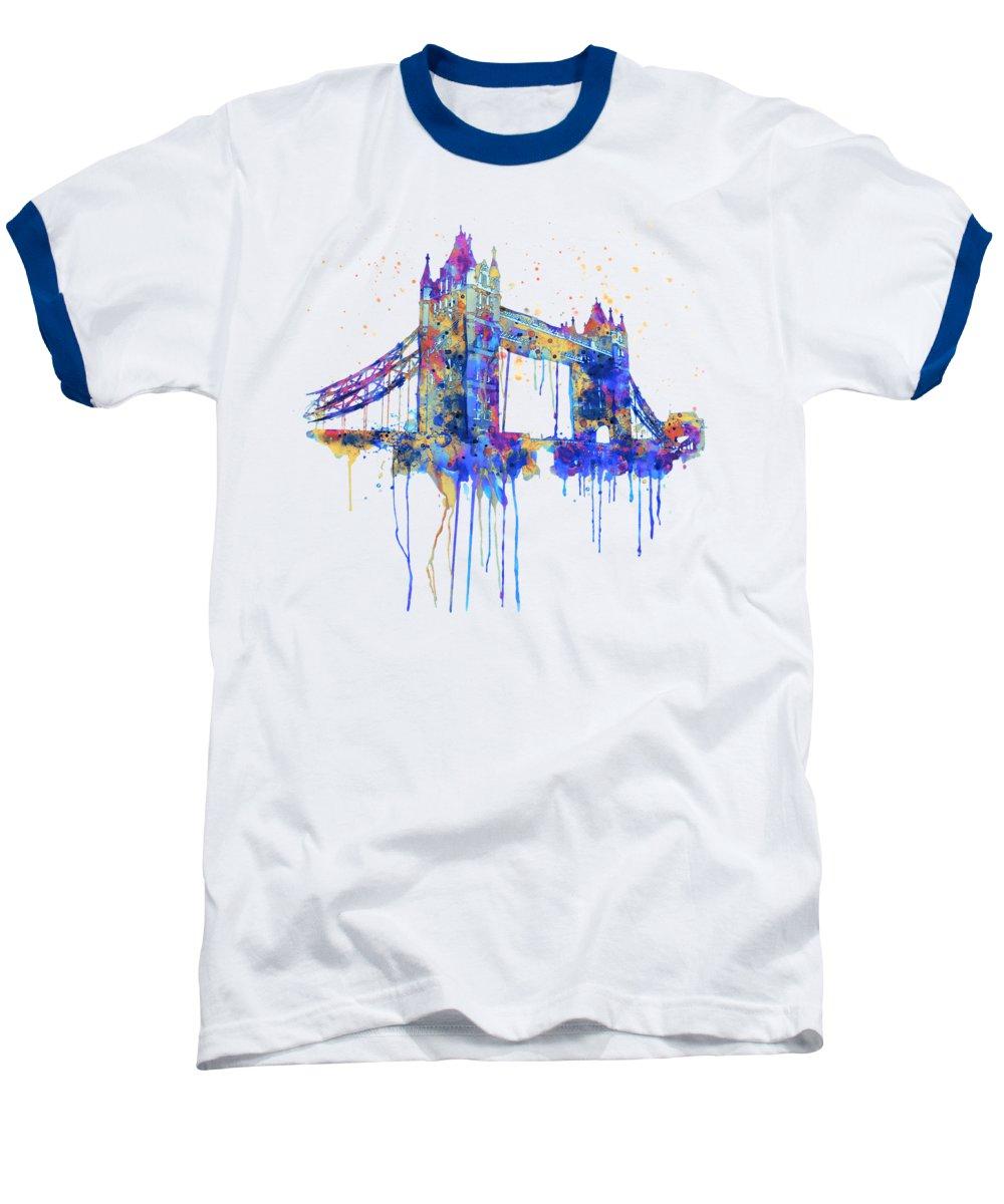 London Baseball T-Shirts