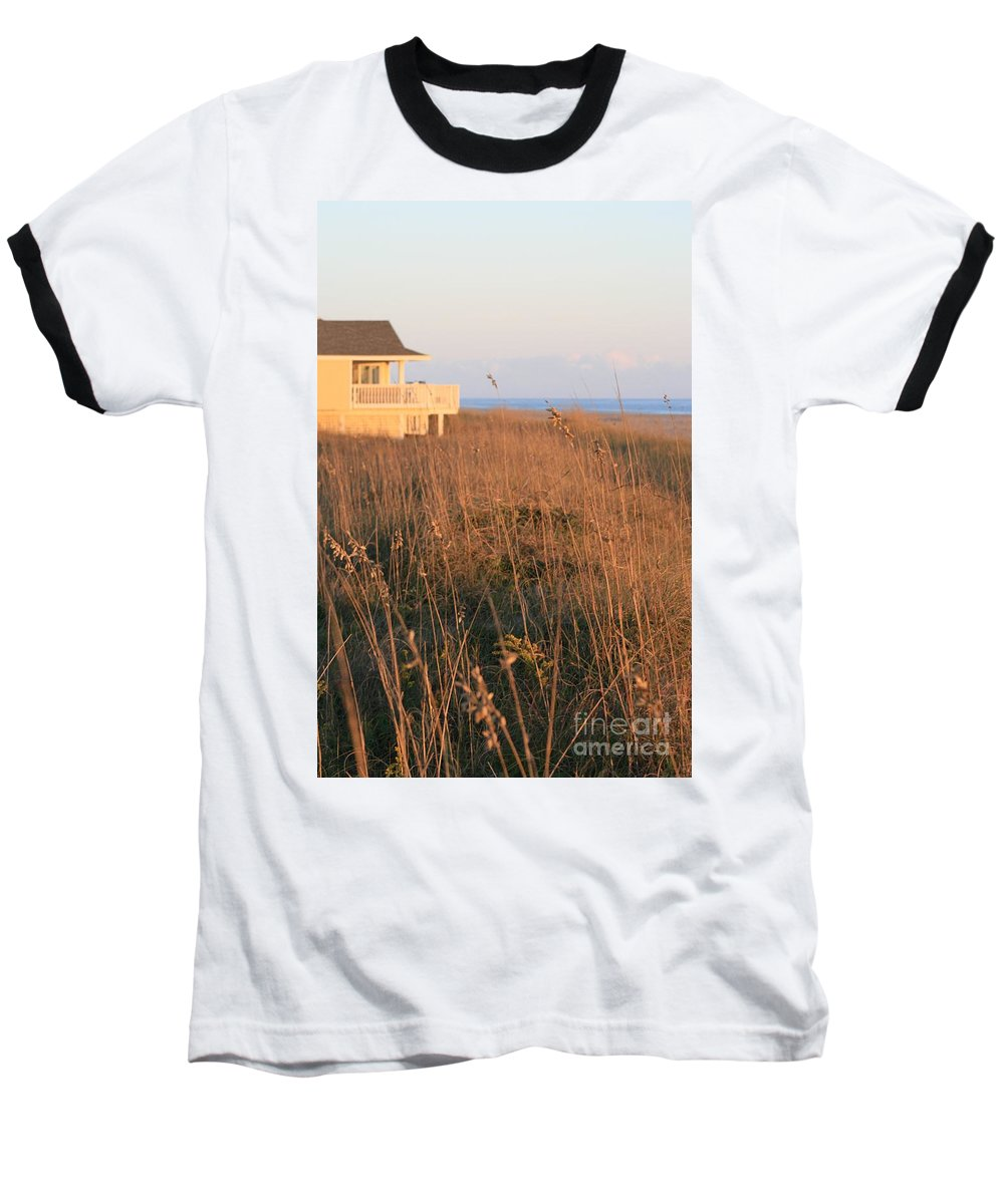 Relaxation Baseball T-Shirt featuring the photograph Relaxation by Nadine Rippelmeyer