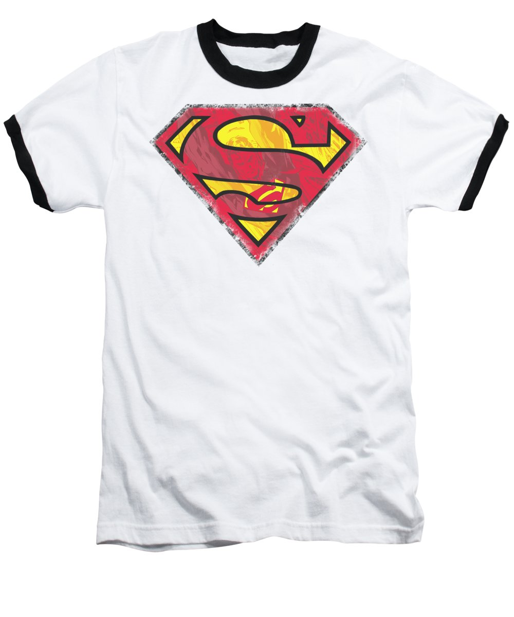 Superhero Baseball T-Shirts