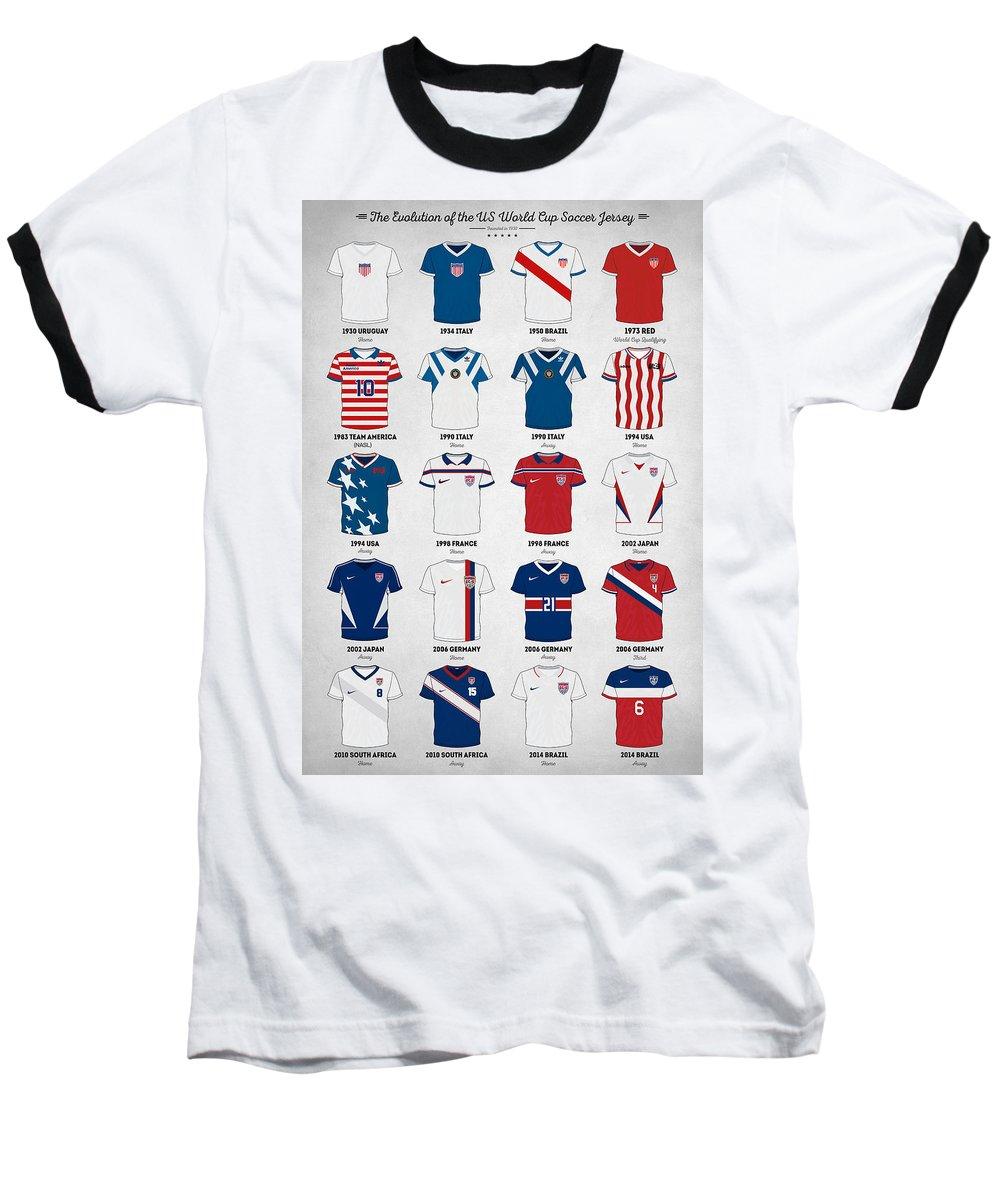 Landon Donovan Baseball T-Shirts