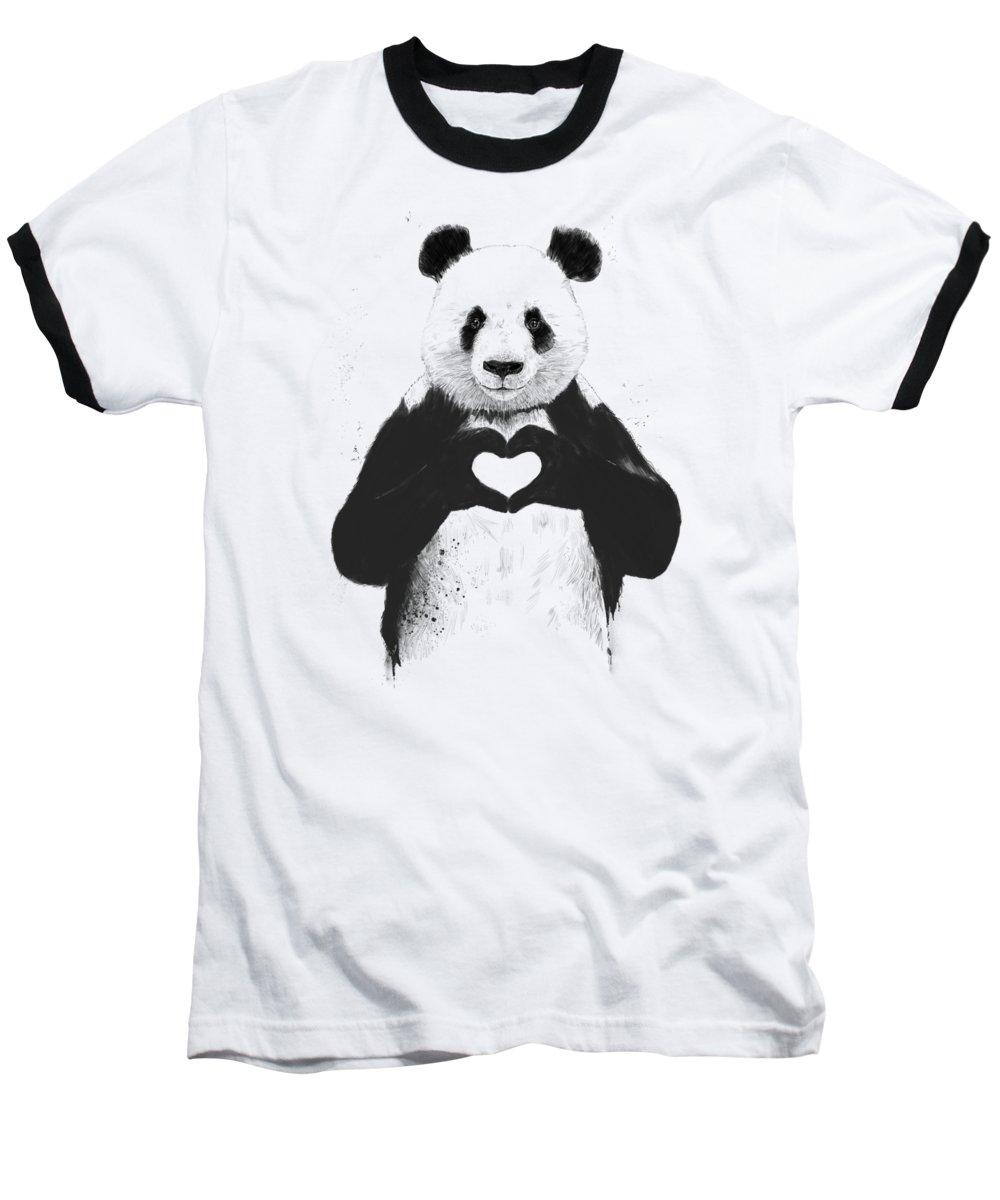 Grunge Baseball T-Shirts