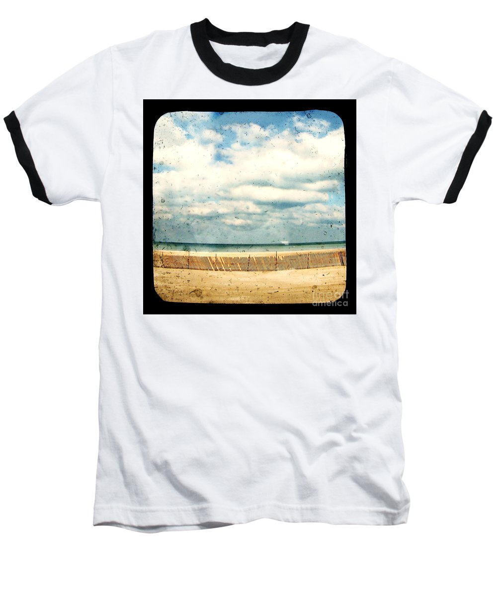 Ocea Baseball T-Shirt featuring the photograph At Rest by Dana DiPasquale