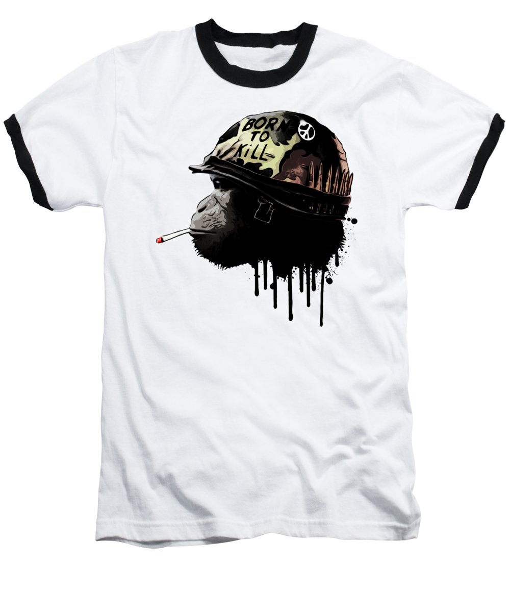 Military Baseball T-Shirts