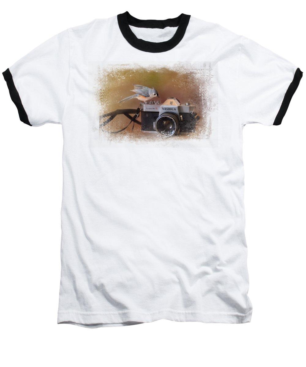 Titmouse Baseball T-Shirts