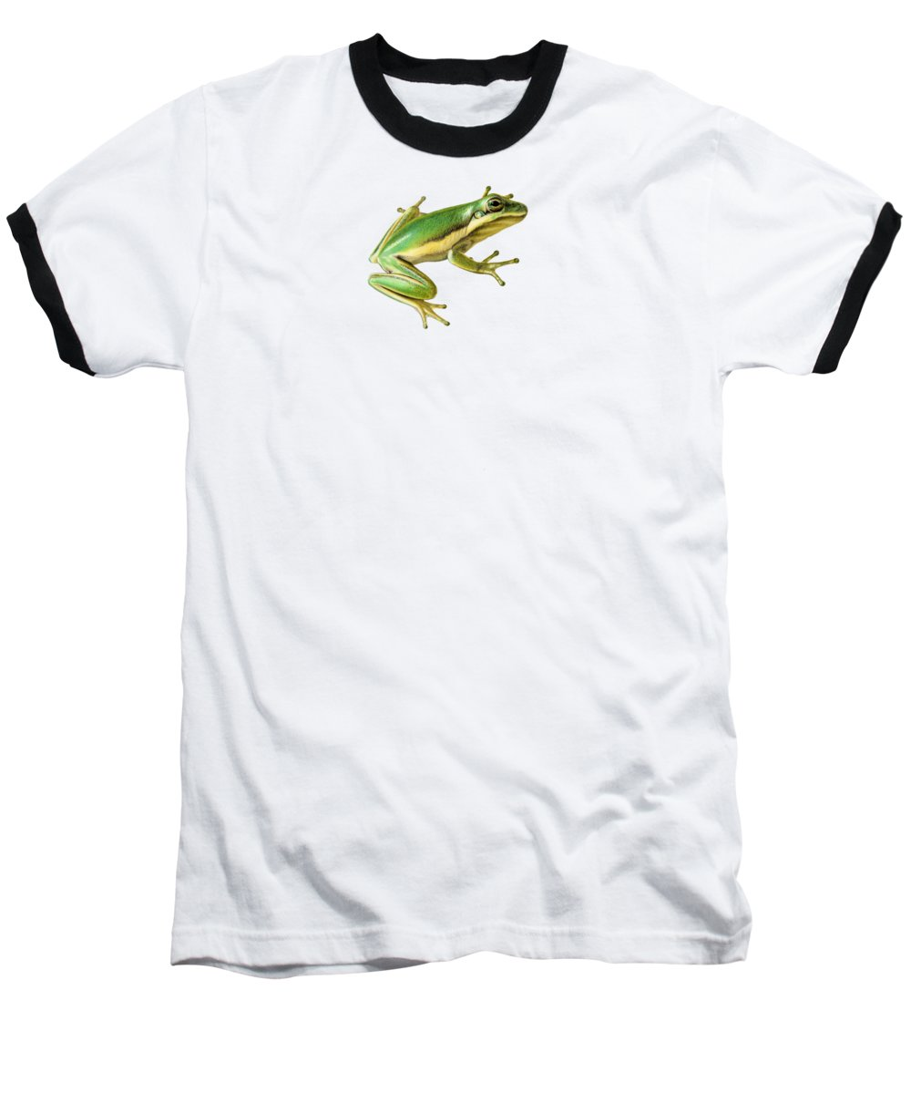 Frogs Baseball T-Shirts