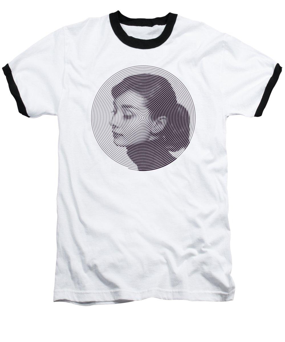 Audrey Hepburn Baseball T-Shirts