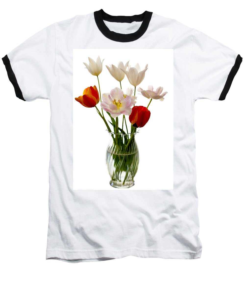 Flower Baseball T-Shirt featuring the photograph Home Grown by Marilyn Hunt