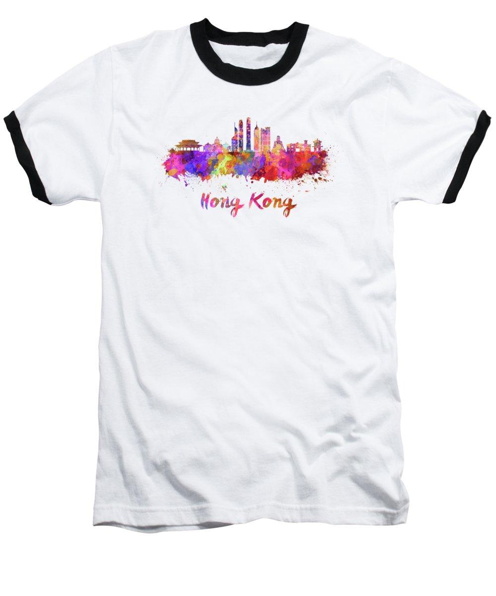 Hong Kong Baseball T-Shirts