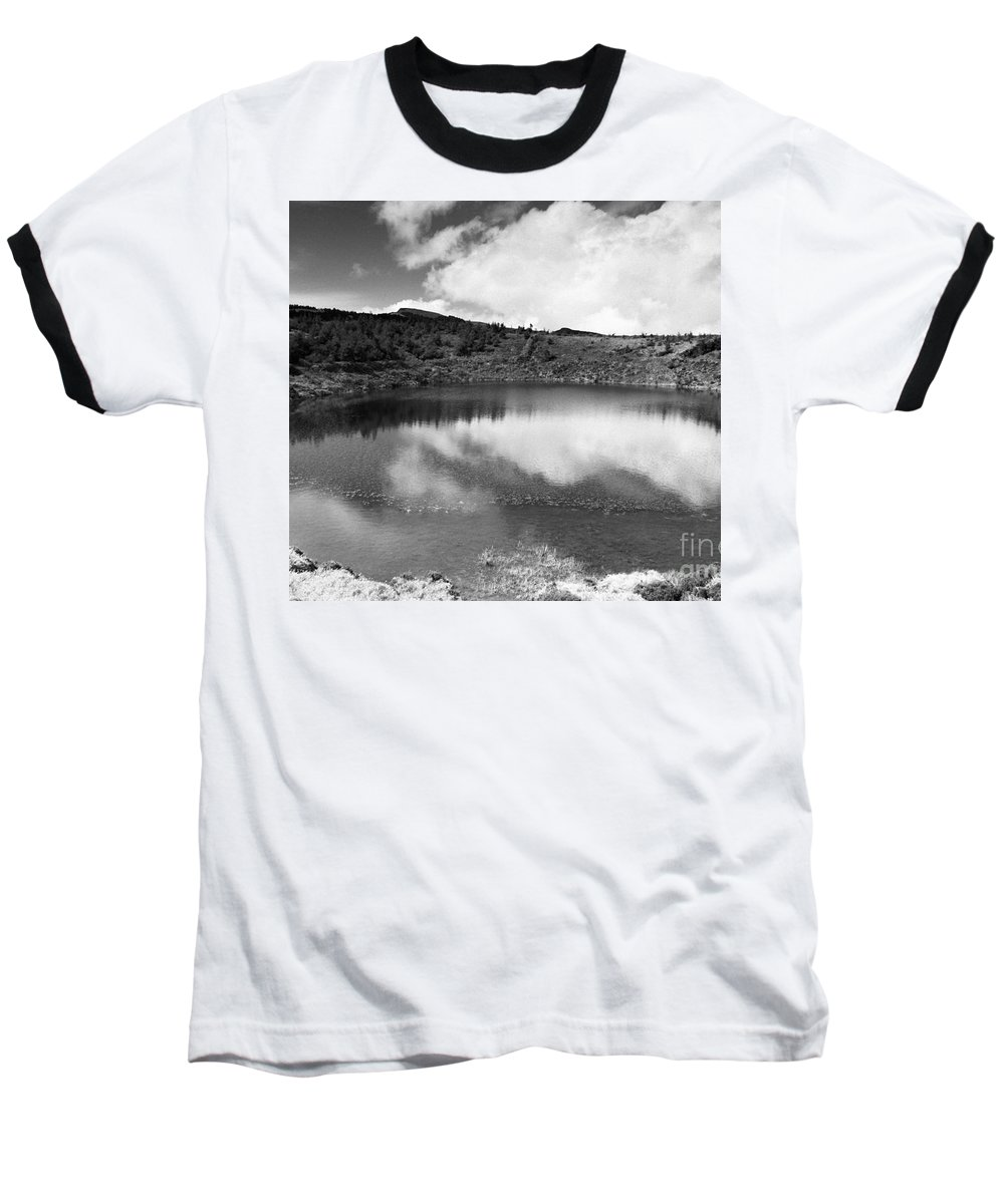 Lake Baseball T-Shirt featuring the photograph Pau-pique Lake by Gaspar Avila
