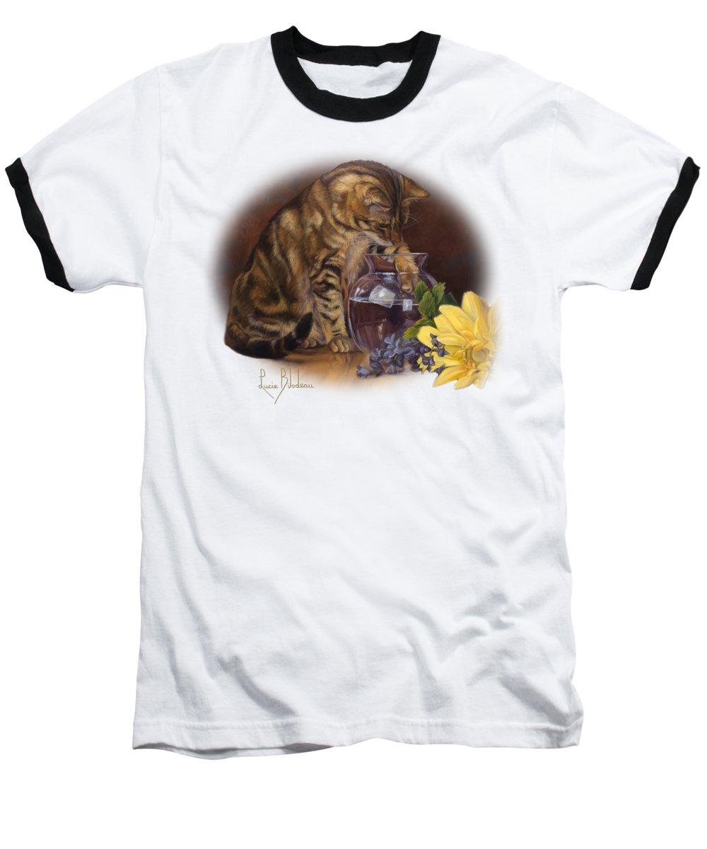 Vase Baseball T-Shirts