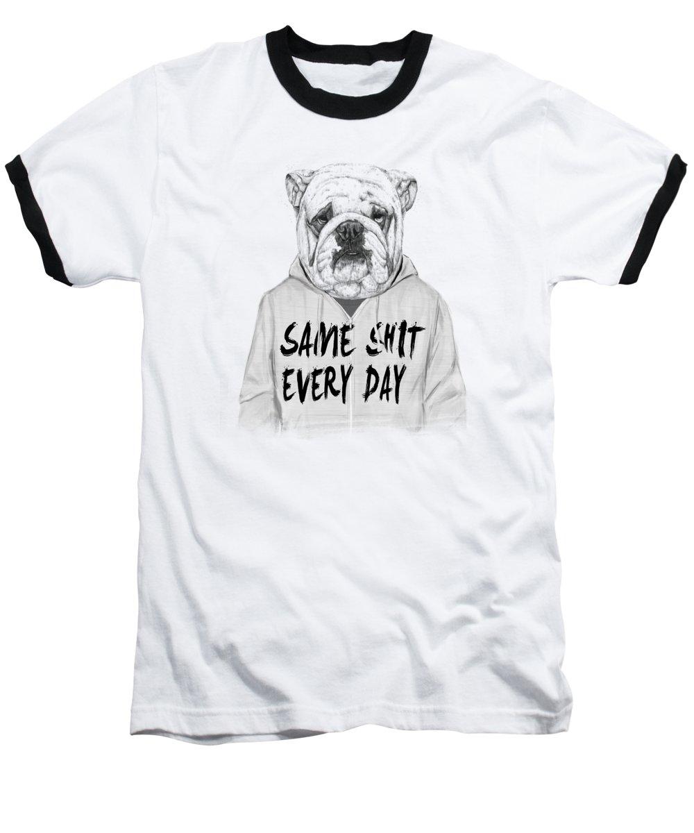 Dog Baseball T-Shirts