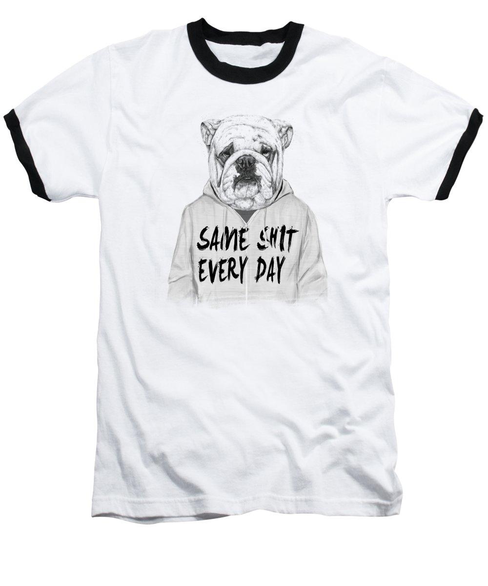 Same Shit... Baseball T-Shirt