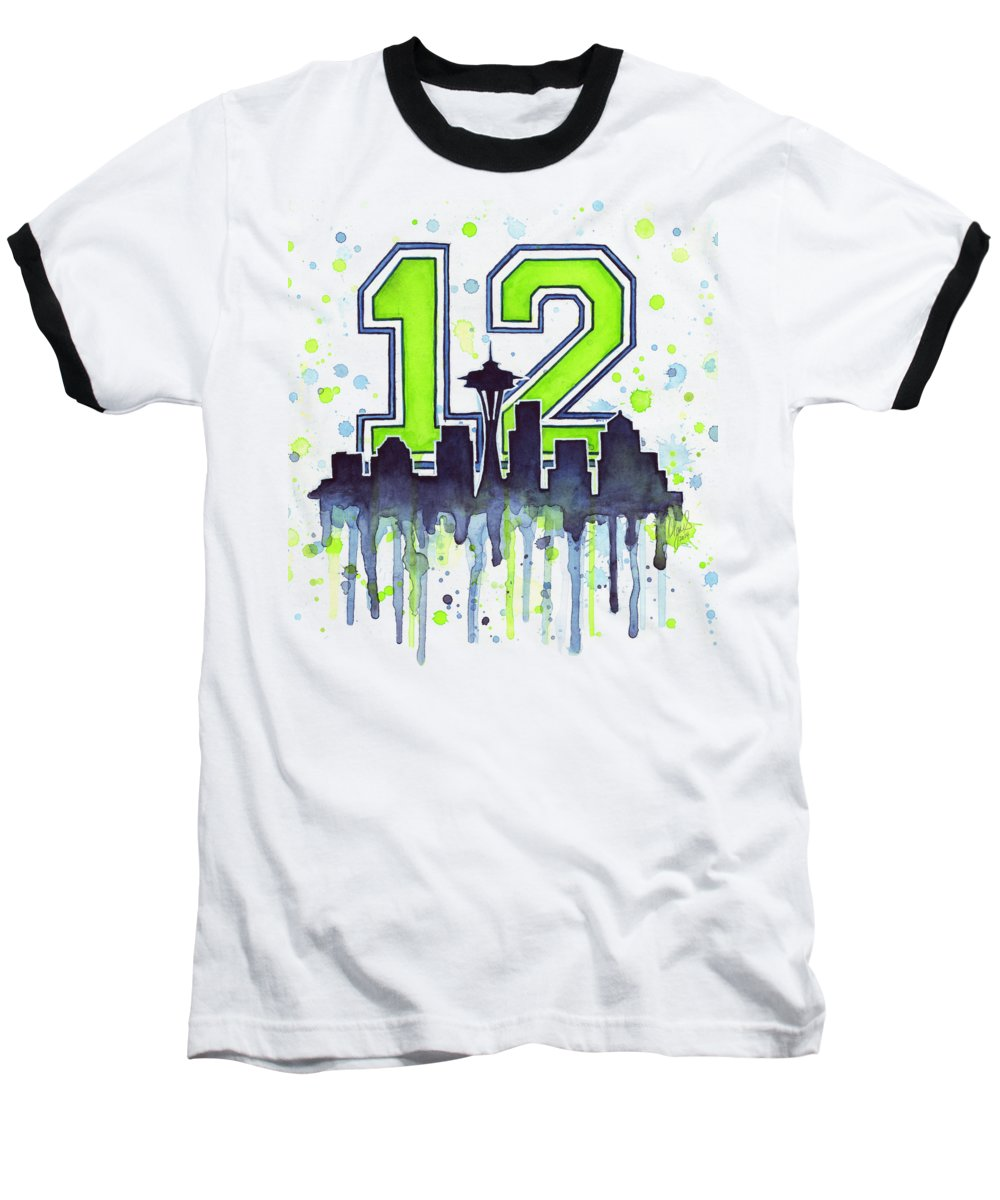 Football Baseball T-Shirts