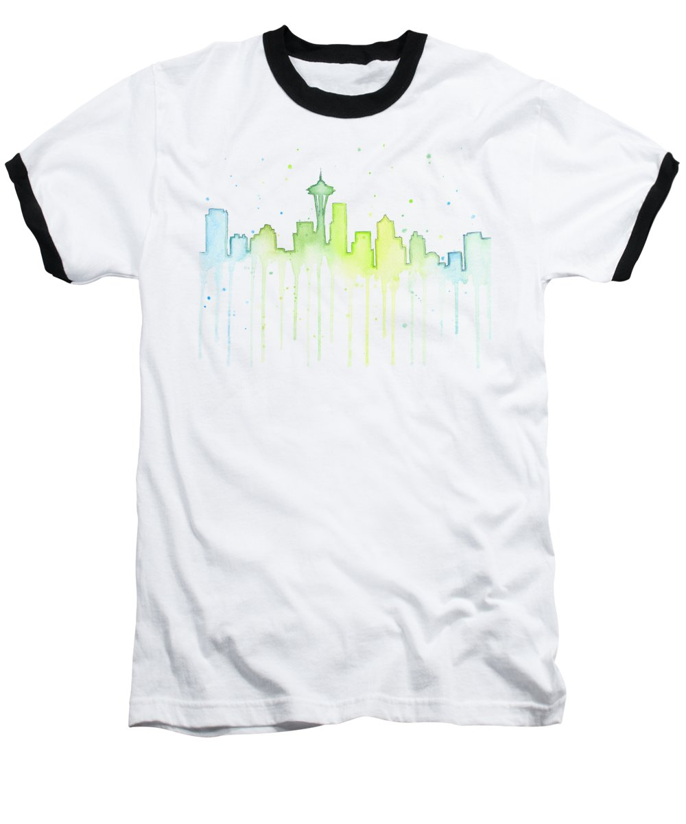 City Scenes Baseball T-Shirts