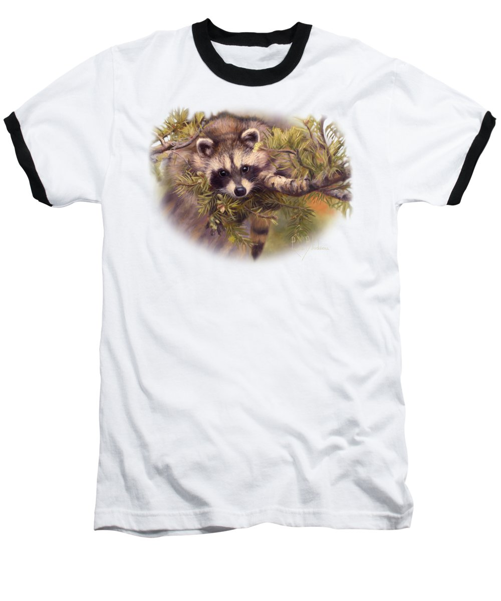 Raccoon Baseball T-Shirts