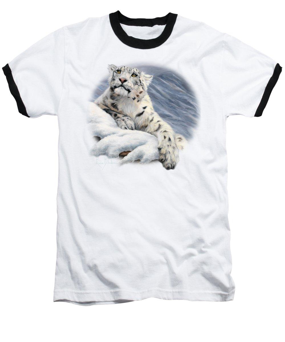 Leopard Baseball T-Shirts