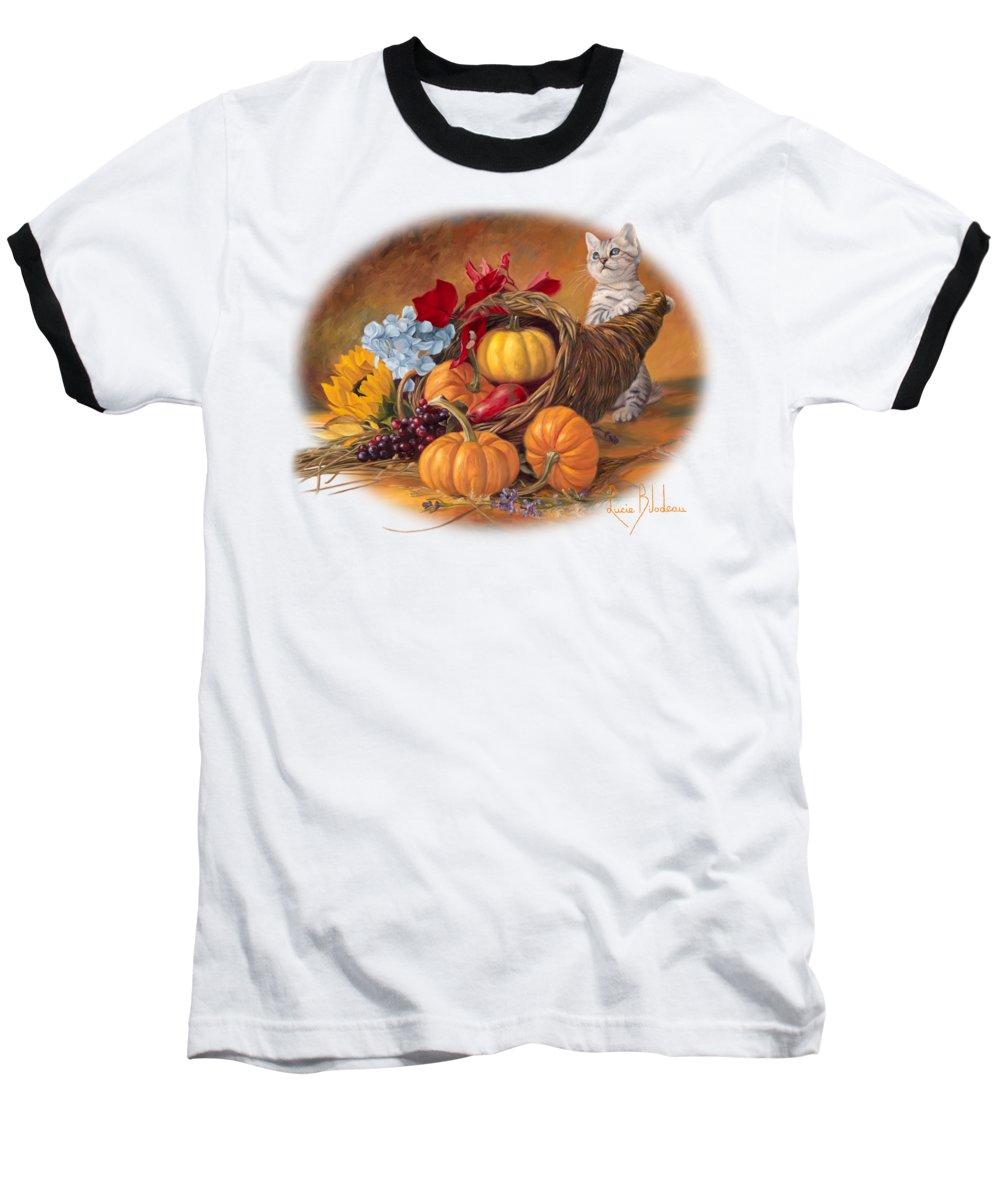 Sunflowers Baseball T-Shirts