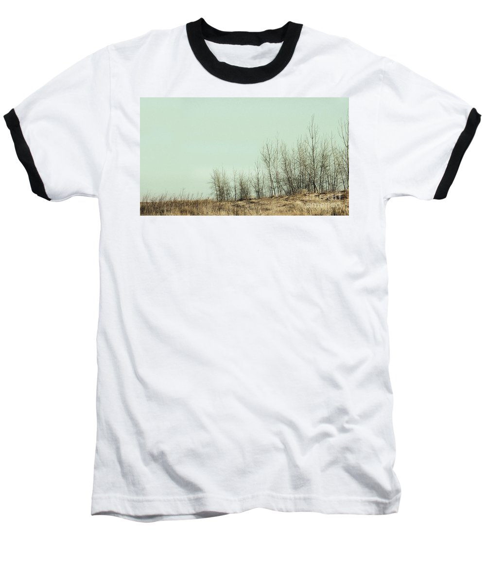 Trees Baseball T-Shirt featuring the photograph The Things We Should Have Done To End Up Somewhere Else by Dana DiPasquale