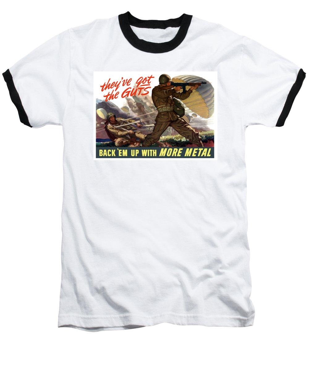 War Bonds Baseball T-Shirts