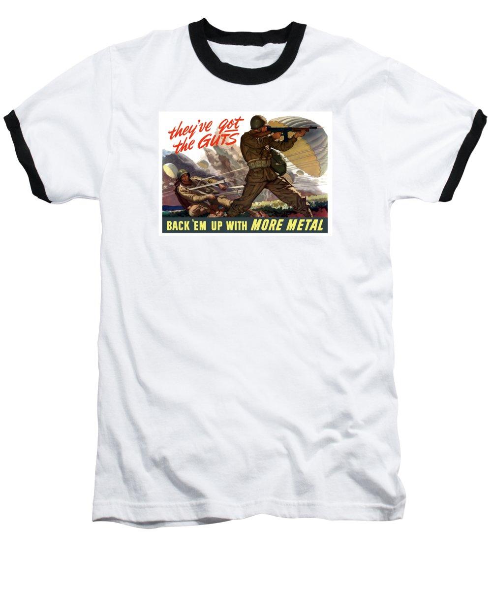 World War I Baseball T-Shirts